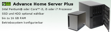 chiliGREEN Homeserver